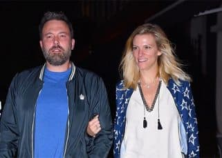 Ben Affleck and Lindsay Shookus are taking their relationship slow and steady