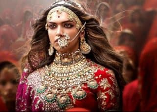 Deepika Padukone wants to keep the outfit from the Jauhar scene of Padmaavat as a token of love