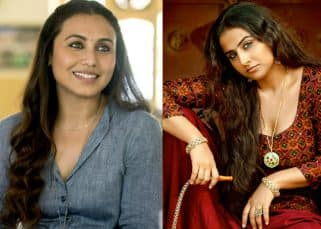 Rani Mukerji's Hichki fails to BEAT Vidya Balan's Begum Jaan; takes the second highest opening for a women centric film in the last two years