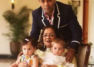 Karan Johar shares a complete family picture on Instagram and it's beautiful