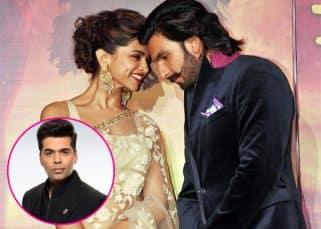 Karan Johar thinks if Deepika Padukone-Ranveer Singh ever break-up, it will be for this reason