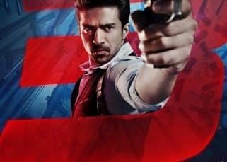 [View Pic] Salman Khan introduces the Angry Young Man of Race 3 - Saqib Saleem