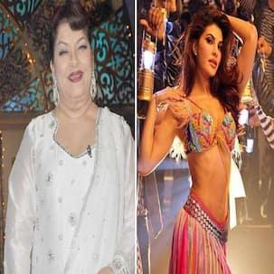 Saroj Khan finally breaks silence on Jacqueline's Ek Do Teen and her reaction is NOT what you expected