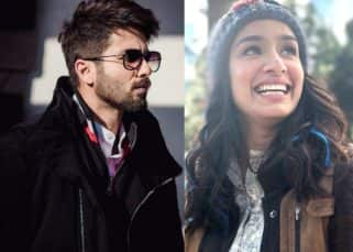 Shahid Kapoor and Shraddha Kapoor wrap up the second schedule of Batti Gul Meter Chalu