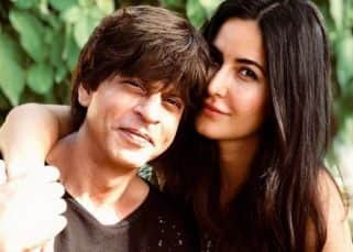 Katrina Kaif turns media manager again; films Shah Rukh Khan on the sets of Zero