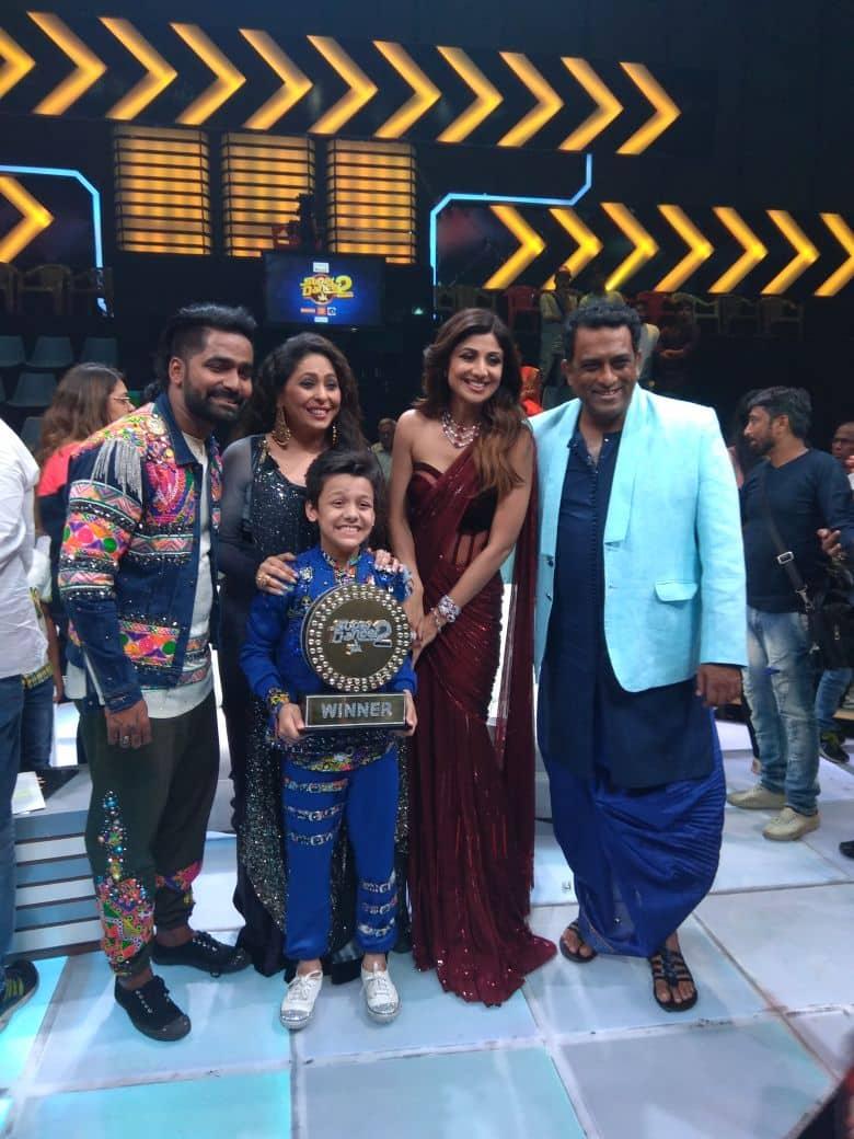 Super Dancer 2 winner: Bishal Sharma takes home the trophy - view