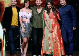 Dance India Dance Li'l Masters: Tiger Shroff and Disha Patani have a ball of time with the contestants
