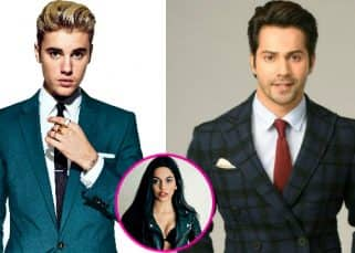 [Video] Banita Sandhu calls Varun Dhawan the Justin Bieber of India and the actor says 'We must have a talk'
