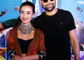 Abhay Deol: Patralekhaa can lie with a straight face - watch exclusive video