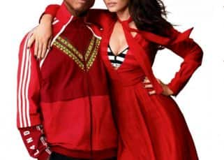 Aishwarya Rai Bachchan and Pharrell Williams had a gala shooting for their Vogue photoshoot and this BTS video is proof