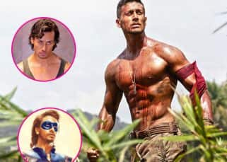 Baaghi 2 beats Baaghi and A Flying Jatt to become Tiger Shroff's highest opening weekend grosser