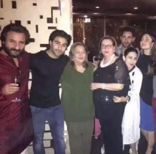 Babita Kapoor birthday pics