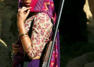 Son Chiriya first look: Bhumi Pednekar looks intimidating as a dacoit - view pic