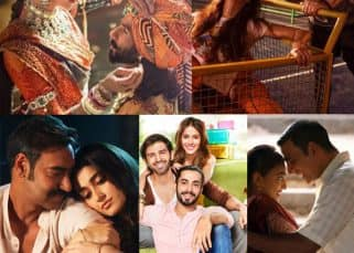 From Padmaavat to Raid and Baaghi 2 - Bollywood has taken a phenomenal start in the first quarter of 2018 and here's proof