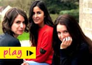 Katrina Kaif is having the time of her life with her family in London