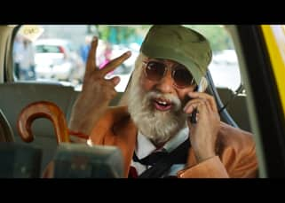 EXCLUSIVE! 102 Not Out song Bachche Ki Jaan: Amitabh Bachchan looks highly amused in this new still