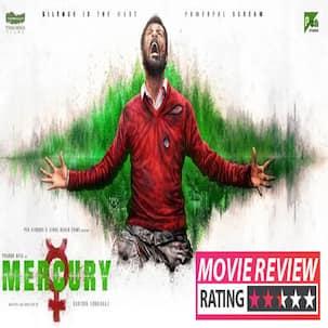 Mercury movie review: Prabhudheva's silent horror film is technically sound but has a flimsy plot