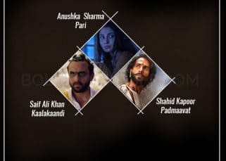 #BLBestOf3: Shahid Kapoor, Anushka Sharma, Saif Ali Khan - who stunned you with their breakthrough performance in the first three months of 2018?