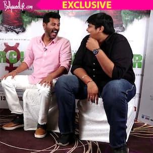Prabhudheva and Karthik Subbaraj fight over Rajinikanth and Salman Khan - Watch EXCLUSIVE video