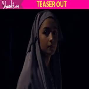 देखिए आलिया भट्ट की नई फिल्म 'राजी' का टीजर, 10 अप्रैल को आयेगा ट्रेलर