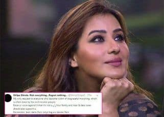 Shilpa Shinde urges victims of morphed MMS to speak up - read tweet