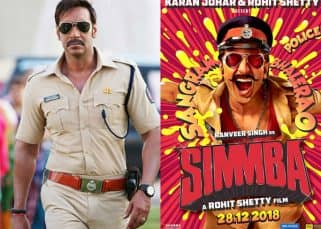 Is Ranveer Singh's character in Simmba similar to Ajay Devgn's Singham? Rohit Shetty clarifies!