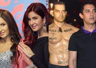 Before Katrina Kaif, even Kareena Kapoor Khan, Aamir Khan and Aishwarya Rai Bachchan have been reprised in some weird wax statues