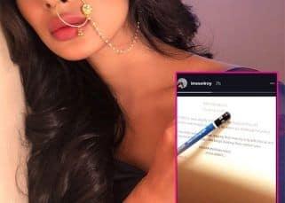 Has Mouni Roy begun work on her next Mehrunissa? View pic!