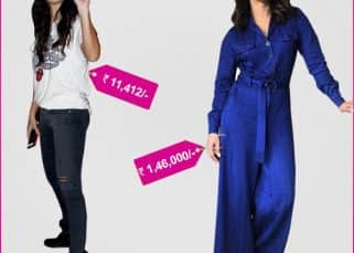 The cost of Priyanka Chopra's jumpsuit is exorbitant, but then so is the price of Katrina Kaif's T-shirt