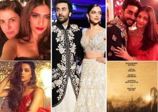 Deepika Padukone reunites with Ranbir Kapoor, Farah Khan confirms Sonam Kapoor's wedding - Meet the Top 5 newsmakers of this week