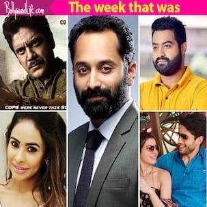 Fahadh Faasil, Jr NTR, Sri Reddy, Samantha Ruth Prabhu - Meet the top 5 newsmakers of the week