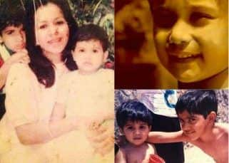 These childhood pictures of Varun Dhawan prove that he was born to be a star