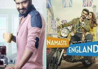 Arjun Kapoor and Parineeti Chopra's Namaste England avoids a clash with Total Dhamaal but will still take on another Ajay Devgn film