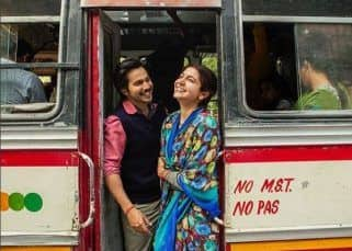 Anushka Sharma wishes Varun Dhawan on his birthday with the HAPPIEST picture ever from Sui Dhaaga!