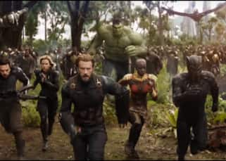 Avengers: Infinity War grosses over $ 850 million at the worldwide box office