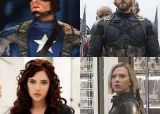 Before Avengers: Infinity War releases, let's look at how the superheroes have changed over the years - view pics