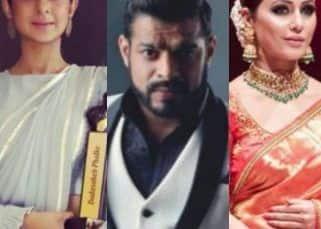 Jennifer Winget, Karan Patel, Hina Khan - TV celebs who received Dadasaheb Phalke Excellence Awards 2018
