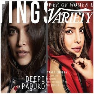 Same Pinch! The resemblance between Deepika Padukone and Priyanka Chopra's magazine covers is hard to ignore