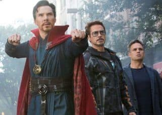 Benedict Cumberbatch says Doctor Strange will be 'helping  the world and worlds beyond' in Avengers: Infinity War - watch video