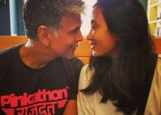 Milind Soman and Ankita Konwar are not breaking up and this Instagram post by him is proof