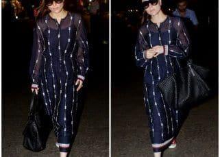 Kareena Kapoor Khan returns just in time before the trailer launch of Veere Di Wedding