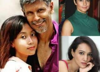 From Gul Panag to Dipannita Sharma: Meet 5 women who were linked with Milind Soman before Ankita Konwar entered his life