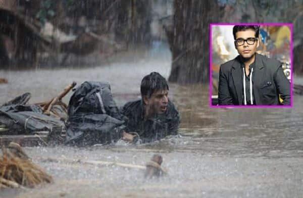 Karan Johar wants to change this scene in Shah Rukh Khan's My Name Is Khan