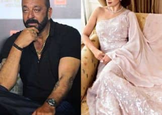 Exclusive! Sanjay Dutt and Madhuri Dixit to avoid shooting together for Kalank? Here's the truth