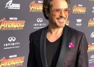 Avengers: Infinity War - Robert Downey Jr's speech at the LA premiere will make you teary-eyed