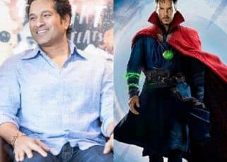 Avengers: Infinity War - Benedict Cumberbatch says Sachin Tendulkar is the best fit for the role of Doctor Strange