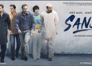Sanju Poster: Ranbir Kapoor's five looks as Sanjay Dutt is simply MIND BLOWING - view pic