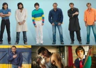 Sanju teaser: Ranbir Kapoor leaves us spellbound as he perfectly embodies Sanjay Dutt in his biopic - watch video