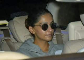 Sonam Kapoor pampers herself at a spa few days before her wedding - view pics