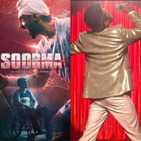 Diljit Dosanjh's Soorma to CLASH with Anil Kapoor and Aishwarya Rai Bachchan's Fanne Khan on July 13?